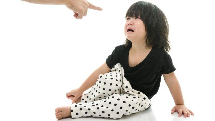 小孩3~6歲,請別對孩子說:我不要你了