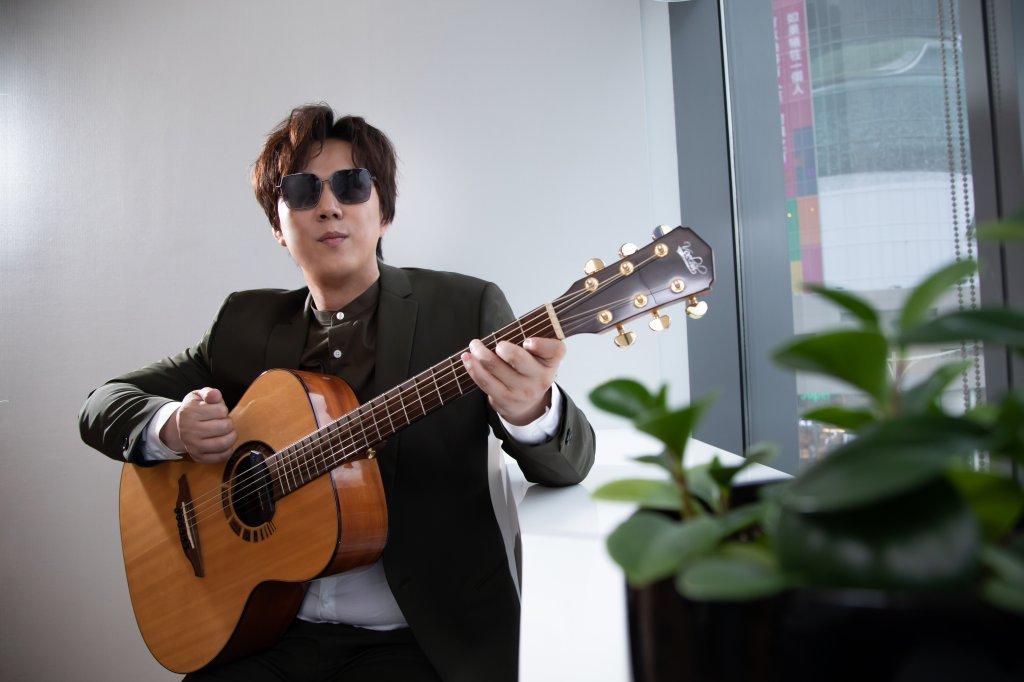 蕭煌奇:從永和公園到小巨蛋,就算只有一個人聽,我也會繼續唱下去