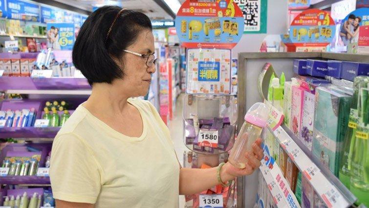 食藥署啟動市售奶嘴、奶瓶大稽查 加強驗塑化劑、重金屬與雙酚A