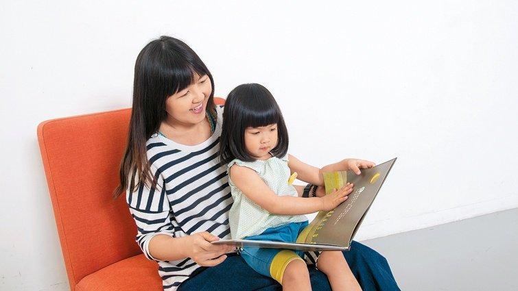 周育如:閱讀不偏食,親子共讀更有效