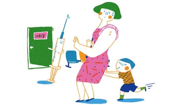 黃瑽寧:抗體會消失,大人也該定期接種疫苗