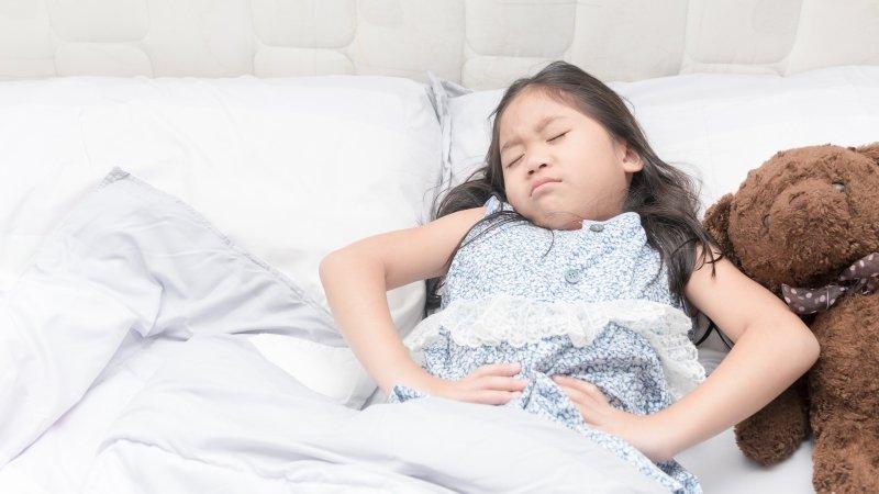 小孩常便祕或脹氣,怎麼預防?