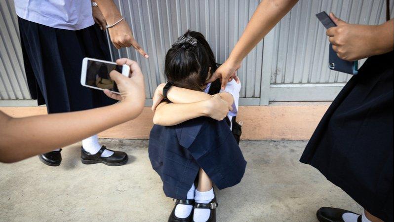 校園霸凌野火燒不盡,如何避免孩子心中燒出洞?