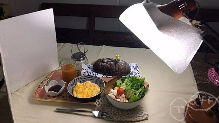利用6個小技巧,手機拍食物瞬間變好吃