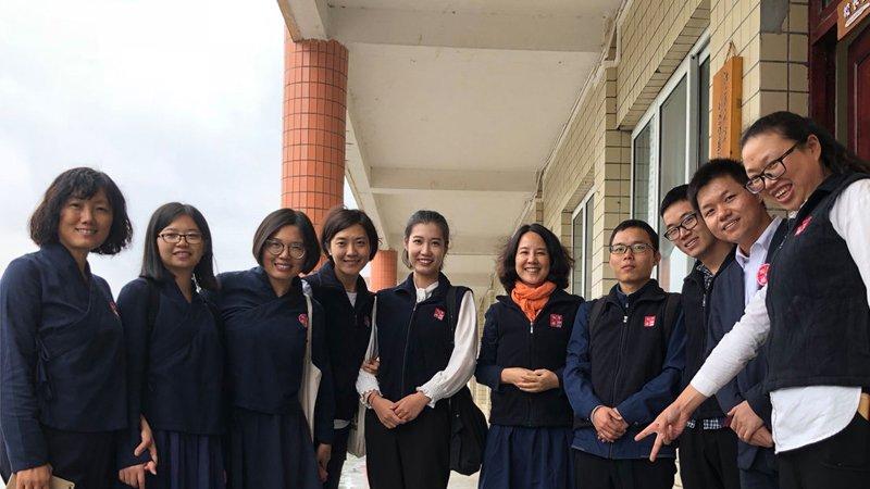 2019教育創新100│田字格興隆實驗小學 打造大山裡的未來學校
