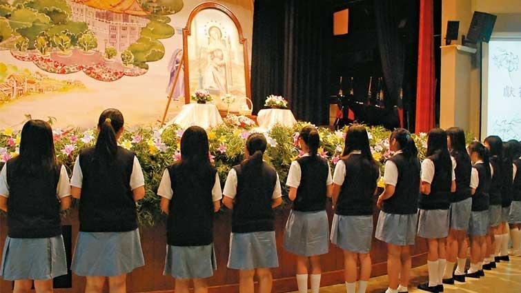 新北市聖心女中國中部:用愛守護女孩的純淨美好
