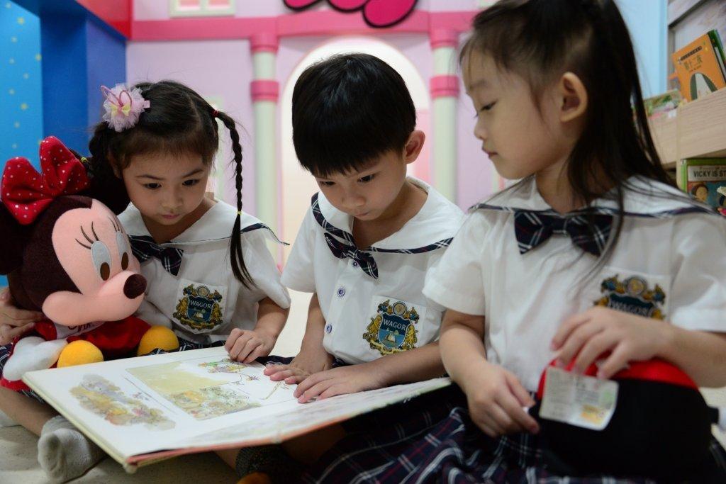 教素養、玩創意,培養領導力 從生活出發,葳格幼兒園讓孩子在雙語環境中跨界學習