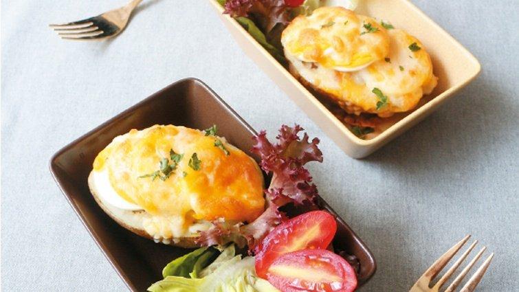 極光:元氣聰明蛋,早餐快速上菜