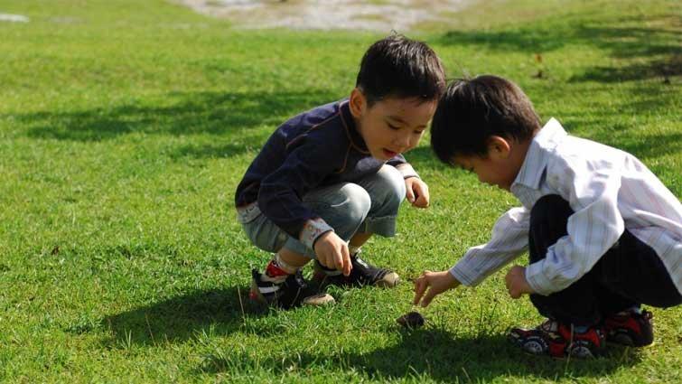 鼓勵孩子冒險的分齡指南