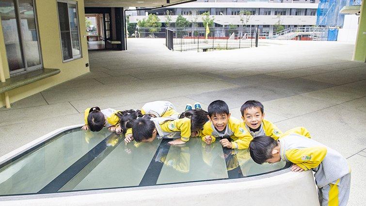 2019教育創新100|新竹關埔小學,一所108課綱精神打造的學校