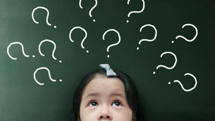英調查:4歲兒每天要問73個「為什麼」