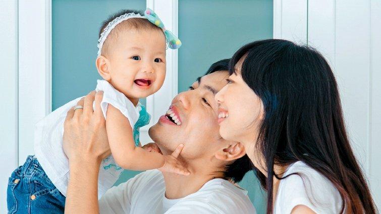 幼兒期教養關鍵:與父母建立安全依附關係