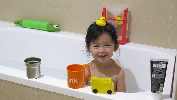 洗澡,認識身體的好時機