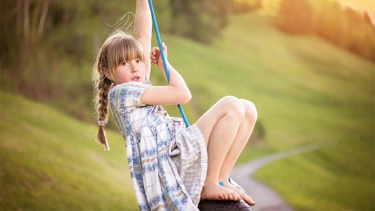 適度壓力 有助培養孩子獨立和韌性
