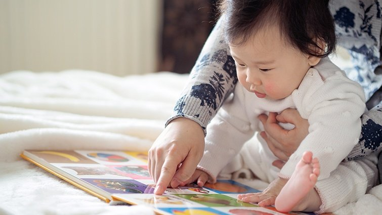【教養大哉問】0~3歲寶寶閱讀的關鍵問答2