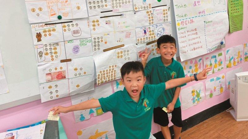 中部|拯民KIST學校:慶賀錯誤的教學法