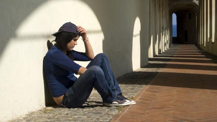有時不是受傷,而是失落⋯⋯好好哭,比「不要哭」 更重要