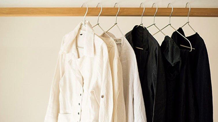 從擁有400件衣服,變成一年14件衣服就夠用