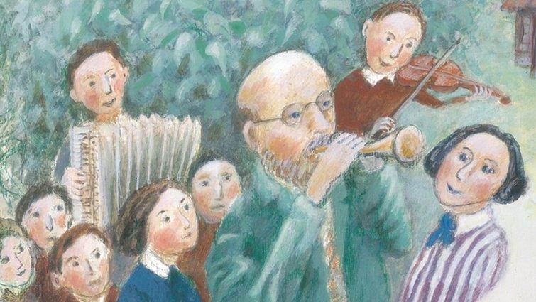 林真美:守護孩子的星星──兒童權利之父柯札克