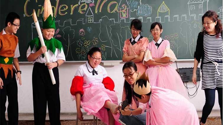 台中市大明高中國中部:打破課程界限,靈活學習