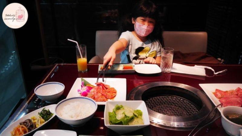 【日本敘敘苑燒肉】安全又有禮貌!帶孩子暢快吃燒肉的6大須知