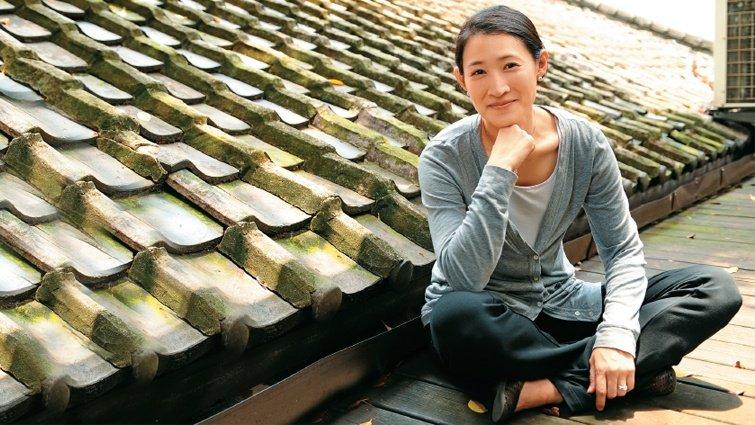 俠女與5個孩子的媽 作家陳宇慧的完美跳接