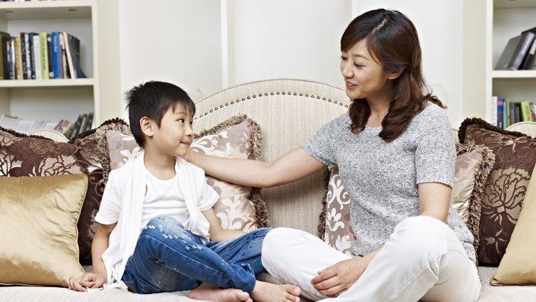 做一個善於向孩子求助的媽媽