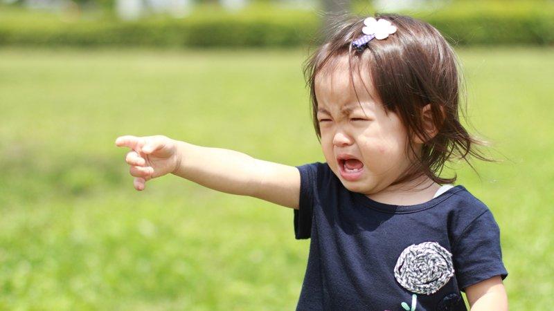 孩子「歡」的時候,同理但不處理