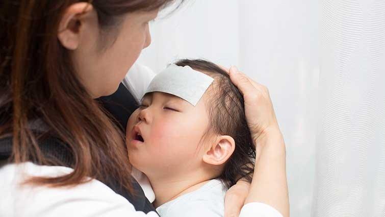 預防流感必備五招