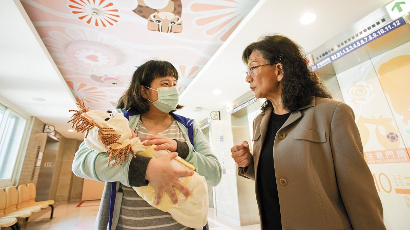 退休也離不開早產兒病房 許瓊心:因為懂失去的痛成為「瘋狂等級」醫師