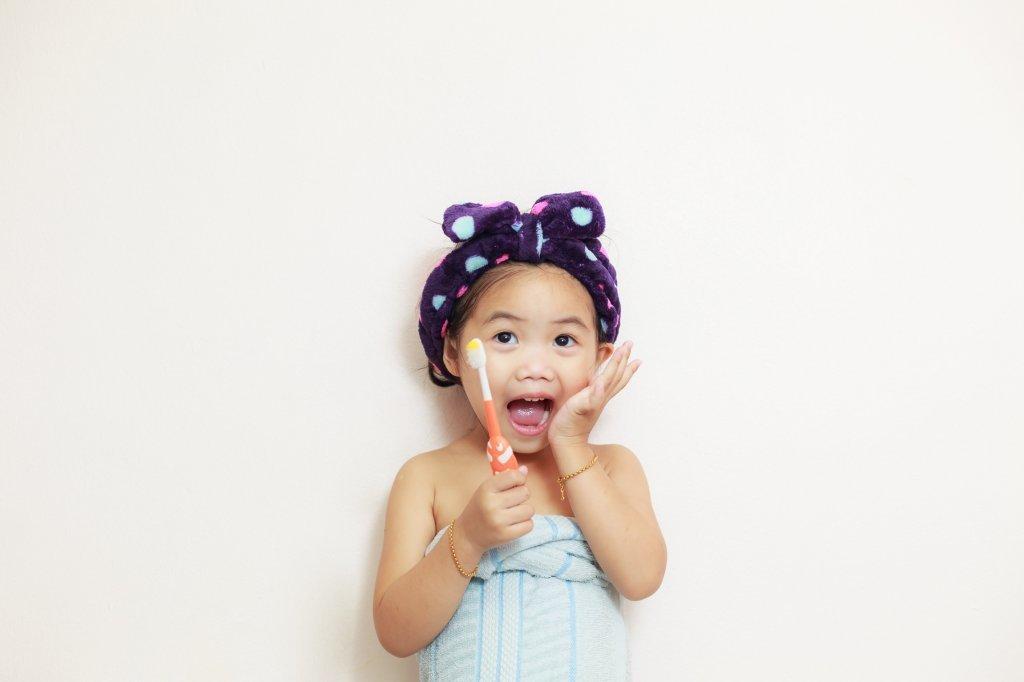 乳牙刷乾淨、恆牙才健康,讓孩子輕鬆刷牙不NG!