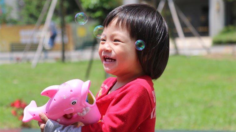 發展聰明腦關鍵6年 父母角色不可少