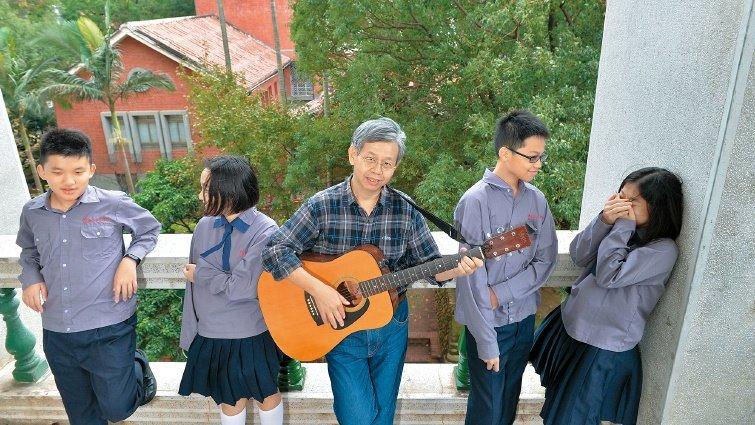 生命教育老師陳炯堯:孩子為何感受不到父母的愛?