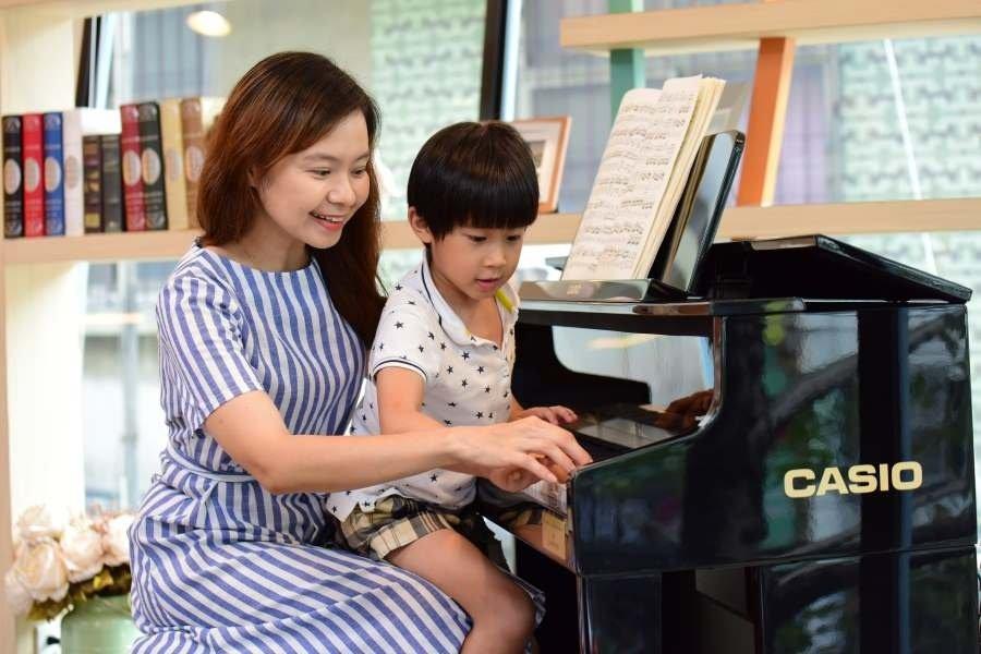 種下音樂的種子,CASIO陪孩子玩出音樂力