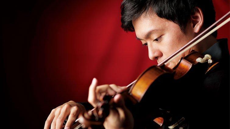 小提琴家曾宇謙:感謝爸爸相信我的鬼話