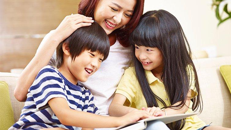 你加入親子共讀的行列了嗎?最新研究:臺灣近1/3家長幾乎沒有與孩子共讀...