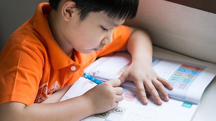 孩子寫作業拖拖拉拉,專注力惹的禍?