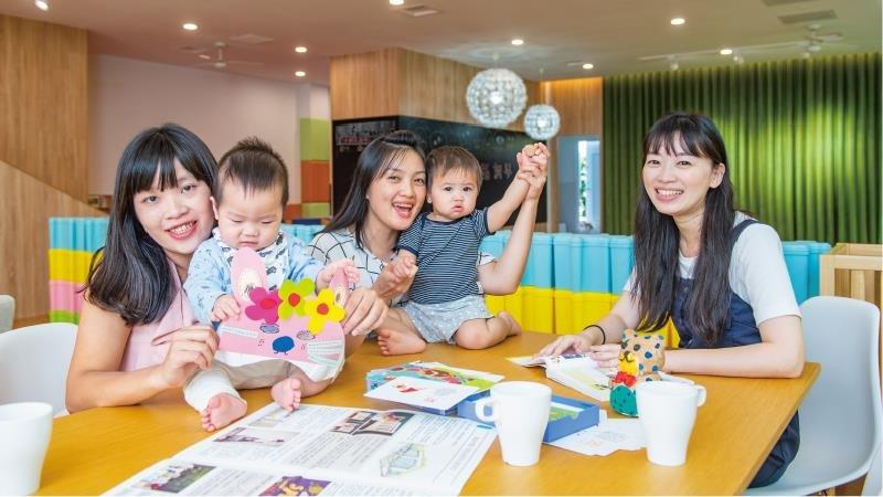 【育兒互助會3】不只是托嬰中心,「知愛家」要做斜槓媽咪就業交流站