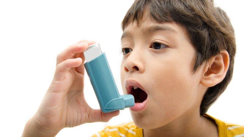 孩子是氣喘兒,能不能打疫苗?