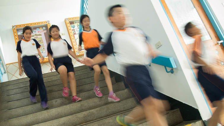 校園意外防護大作戰
