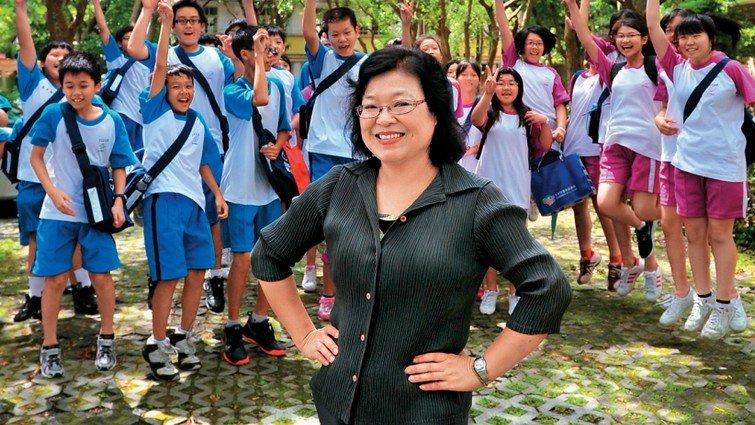 上班族媽媽李玲惠:不用證明自己樣樣都行