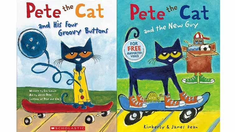 吳敏蘭:遇上倒楣事也要輕鬆以對─《Pete the Cat I Love My White Shoes》