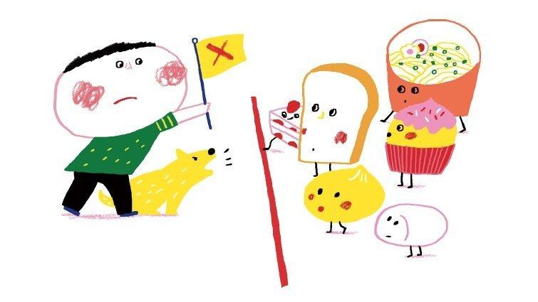 黃瑽寧:口瘡、口炎好不了可能是「麩質不耐症」
