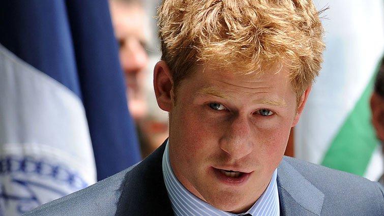 英國哈利王子:老師不只教會我知識,更教會我面對人生