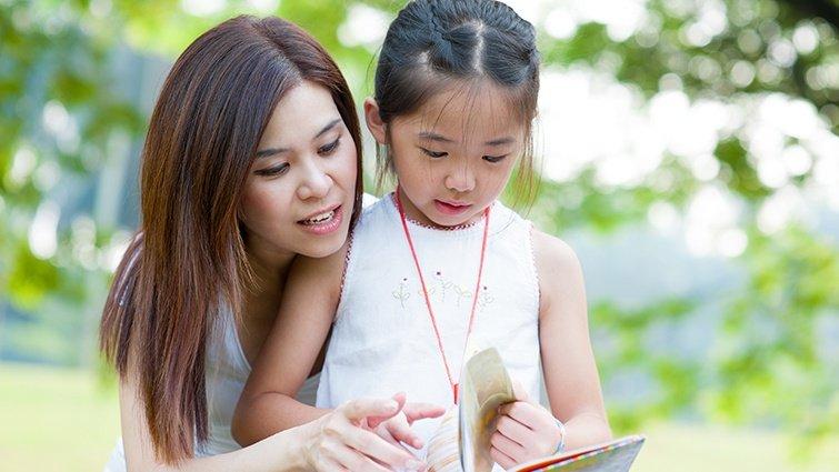德國媽媽教自律:讓孩子會說一個好故事,比背單字更重要