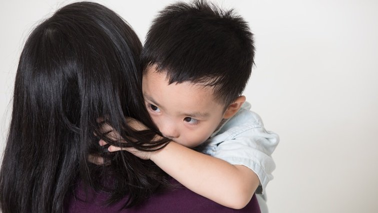 黃瑽寧:「擁抱」是提供安撫的最好方法