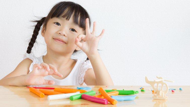 給孩子太多玩具,扼殺創造力