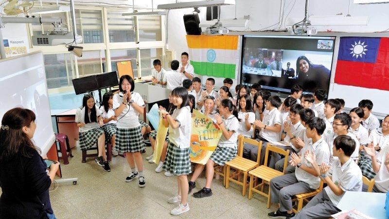 趨勢2》打開教室大門 帶孩子學做世界公民