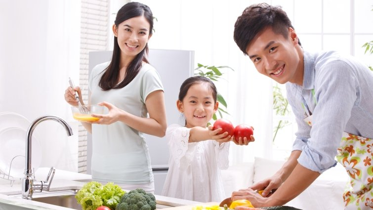 運動+健康飲食,開啟新生活