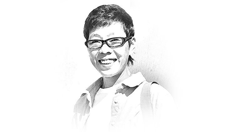 蘇偉馨:做一名與時俱進的老師